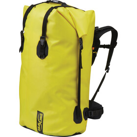 SealLine Black Canyon Pack 115L yellow